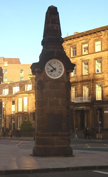 Haymarket Clock and Memorial