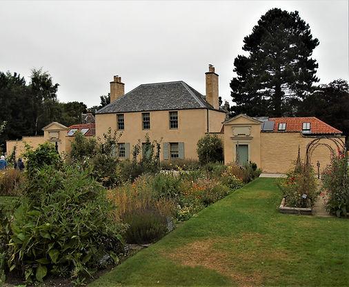 Botanic Cottage Royal Botanic Gardens EdinburghRBGE