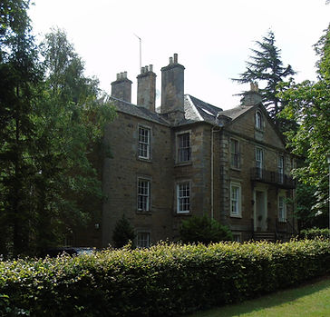 Spylaw House Colinton Village Edinburgh