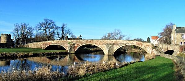 Nungate Bridge Haddington East Lothian