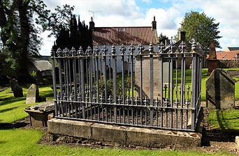 Burns Family Grave Bolton East Lothian