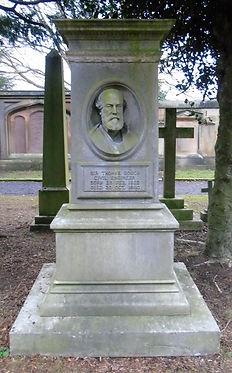 Sir Thomas Bouch Dean Cemetery Edinburgh