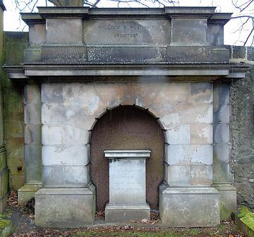 William H Playfair Dean Cemetery Edinbur