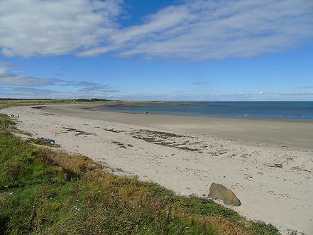 Whitesands Beach Dunbar East Lothian