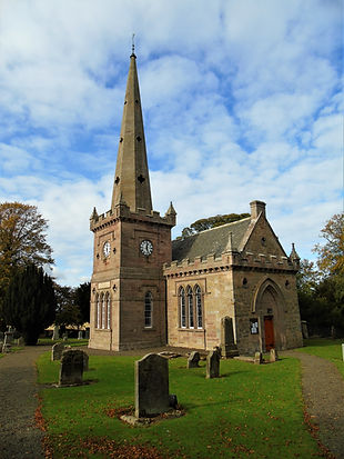 East Saltoun Parish Church East Lothian