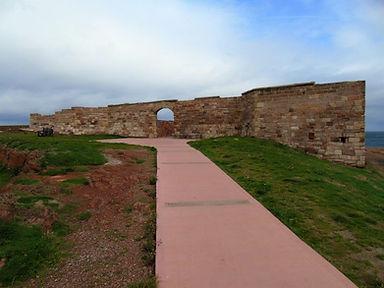Dunbar Battery East Lothian Scotland