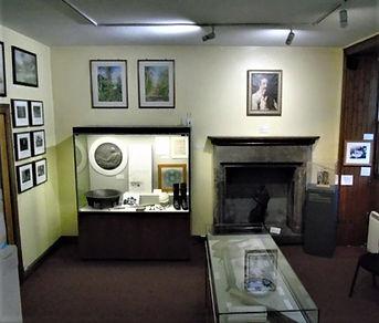 Robert Louis Stevenson Room Writers' Museum