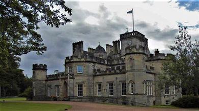 Winton Castle Pencaitland  East Lothian