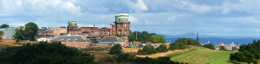 THE ROYAL OBSERVATORY BLACKFORD HILL