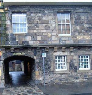 Bakehouse Close  Canongate Edinburgh