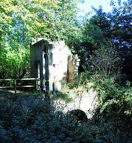 Summerhouse New Haileshouse nature trail Musselburgh Eas Lothian