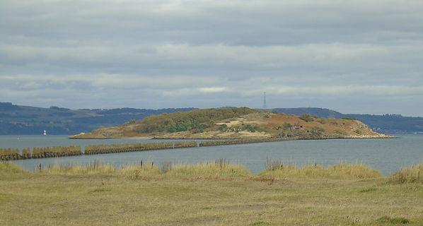 Cramond Island Boat trips East Lothian