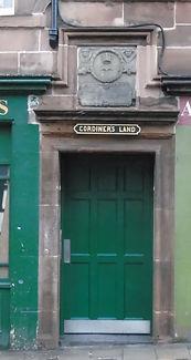 Cordiner's Land West Port Grassmarket Edinburgh