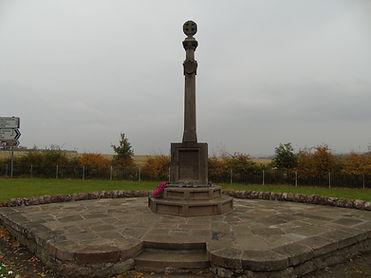 Pencaitland War Memorial East Lothian