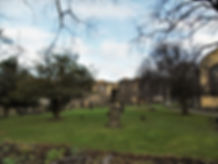 Greyfriars Kirk Graveyard Edinburgh