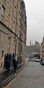 Cranston Street. Canongate Edinburgh