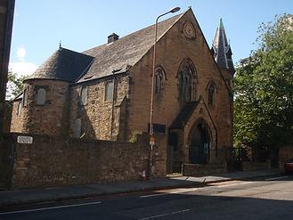 Chapel of Ease Chapel Street Edinburgh