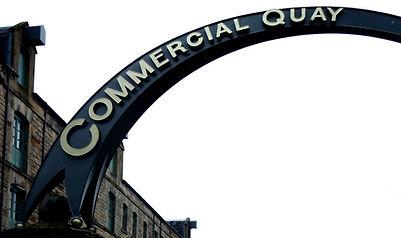 Commercial quay leith edinburgh