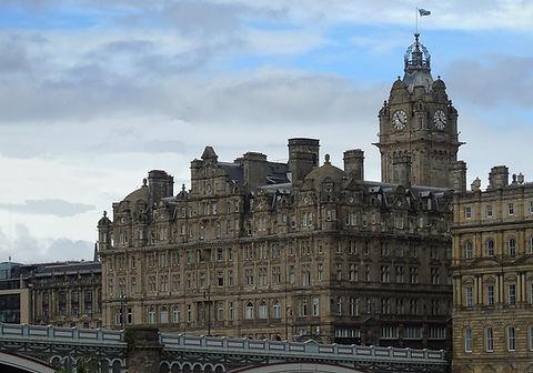 Balmoral Hotel Princes Street Edinburgh