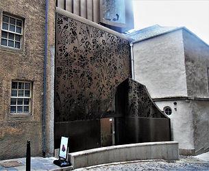 St Cecelia's Hall Museum Niddry Street E