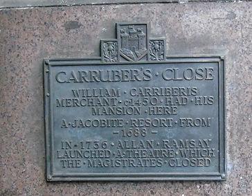 Carrubber's Close High Street.JPG
