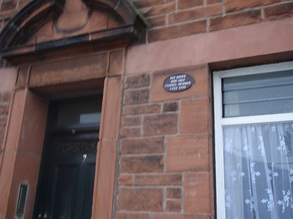 William Ned Barnie Portobello Edinburgh.