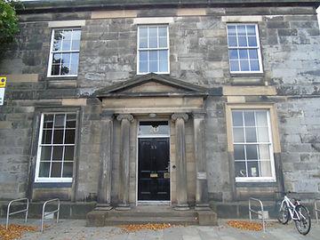 Sibbald House. RBGE Inverleith Row Edinb