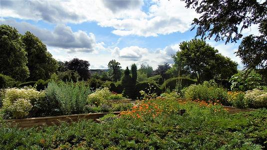 Saughton Park Gardens Edinburgh