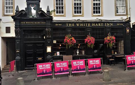 White Hart Inn Grassmarket Edinburgh