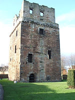 Preston Tower Prestonpans East Lothian