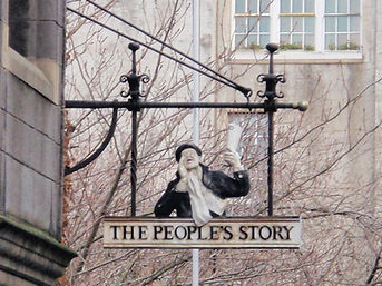 The People's Story Museum Canongate Edin