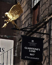 Gladstone's Land Lawnmarket Royal Mile Edinburgh