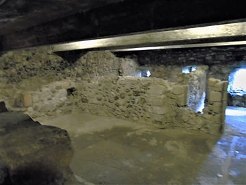 Stirling Castle Elphinstone Tower Remain