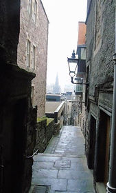 Advocate's Close High Street Royal Mile