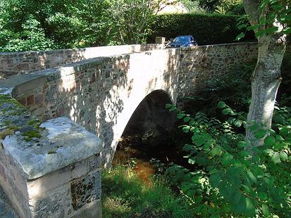 Humbie Kirk Bridge 1645 Humbie East Lothian