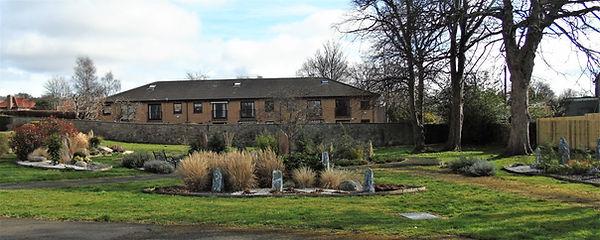 Physic Garden Corstorphine Edinburgh