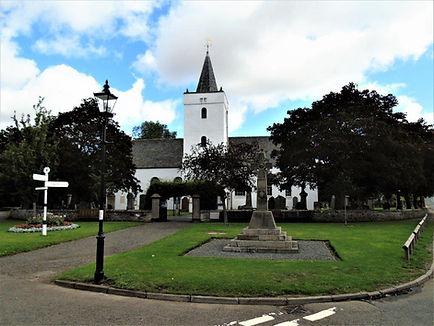 Yester Parish Church Gifford Church East