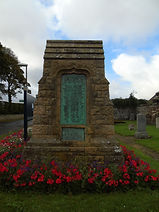 Athelstaneford War Memorial East Lothian