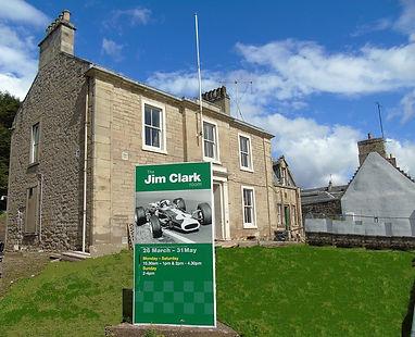 Jim Clark Museum Duns Scottish Borders A
