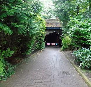 Innocent Railway Tunnel Holyrood Park