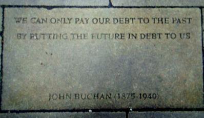 ROYAL MILE MAKARS' COURT JOHN BUCHAN.jpg