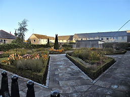 Lewisvale walled Garden and Aviary.