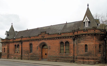 Abbeyhill Police Station 1896