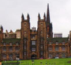 New College Mound Place Edinburgh