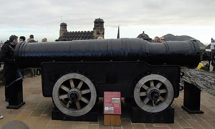 Mons Meg Edinburgh Castle.JPG