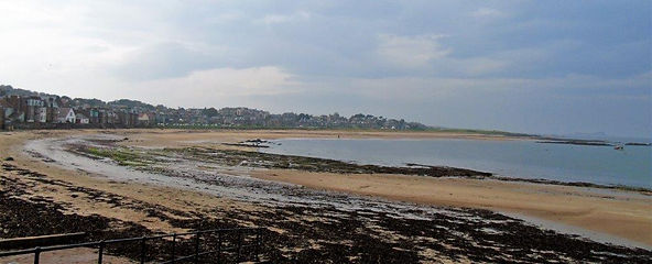 West Beach North Berwick  East Lothian