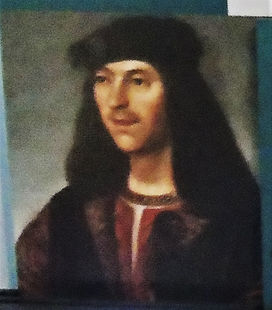 King James IV of Scotland 1473 - 1513