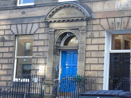 Albany Street 48 Deaf and Dumb Church.Ed