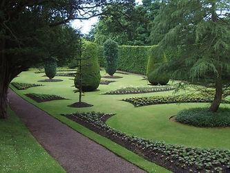 Dirleton Castle Gardens Dirleton East Lo