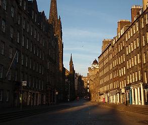 Lawnmarket Royal Mile Edinburgh